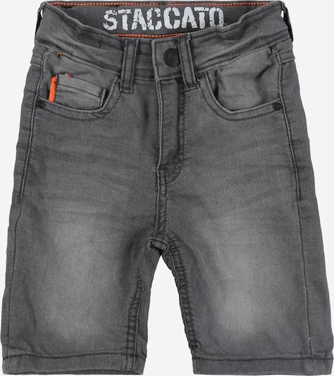 STACCATO Jeans in grey denim, Produktansicht