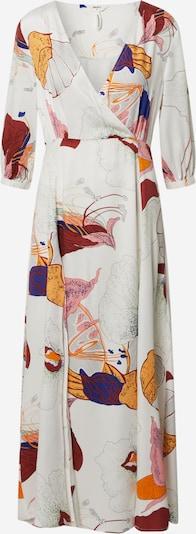 OBJECT Kleid 'OBJAMIRA' in rosa / rot / weiß, Produktansicht