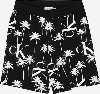 Kelnės iš Calvin Klein , spalva - juoda / balta, Prekių apžvalga