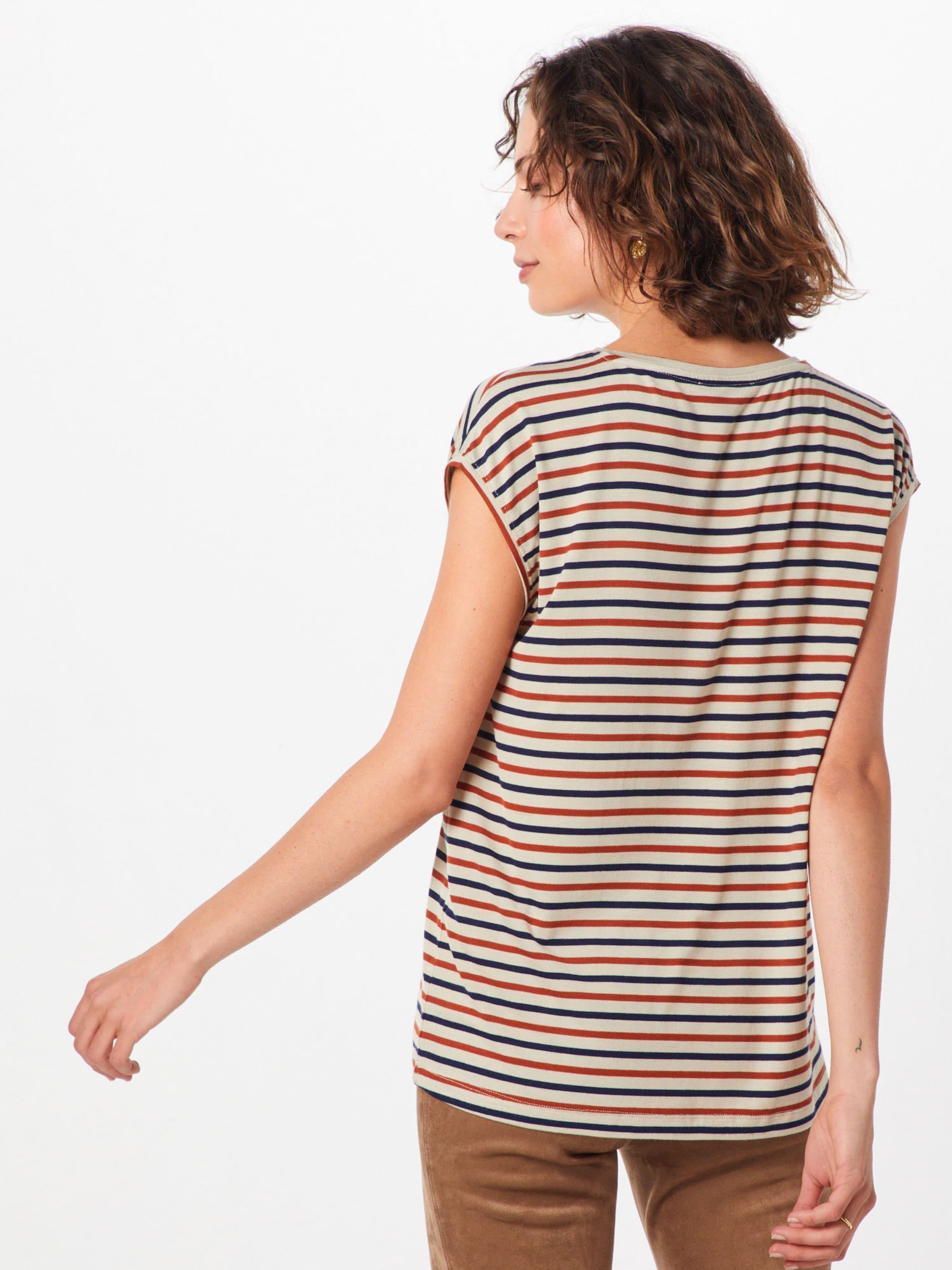 Shirt BeigeBlau Pieces In Rostrot In Shirt Rostrot Pieces BeigeBlau Pieces Shirt SpUVMzGLq