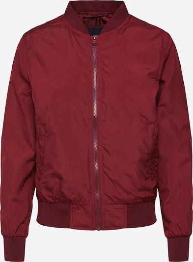 Urban Classics Between-season jacket in Burgundy, Item view