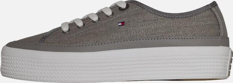 TOMMY HILFIGER Sneaker SAND Verschleißfeste billige Schuhe