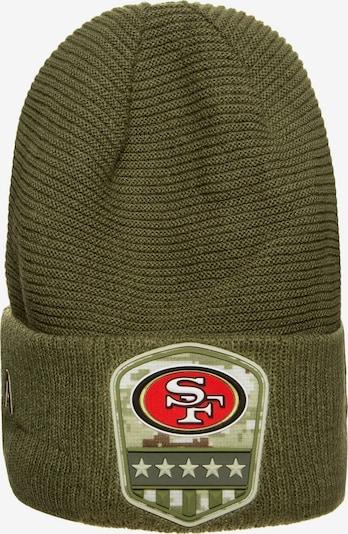 NEW ERA Bonnet 'NFL San Francisco 49ers' en kaki, Vue avec produit