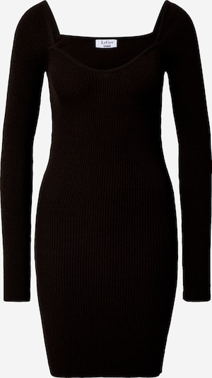 LeGer by Lena Gercke Knit dress 'Sarina' in Brown, Item view