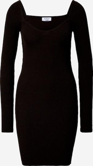 LeGer by Lena Gercke Sukienka z dzianiny 'Sarina' w kolorze brązowym, Podgląd produktu