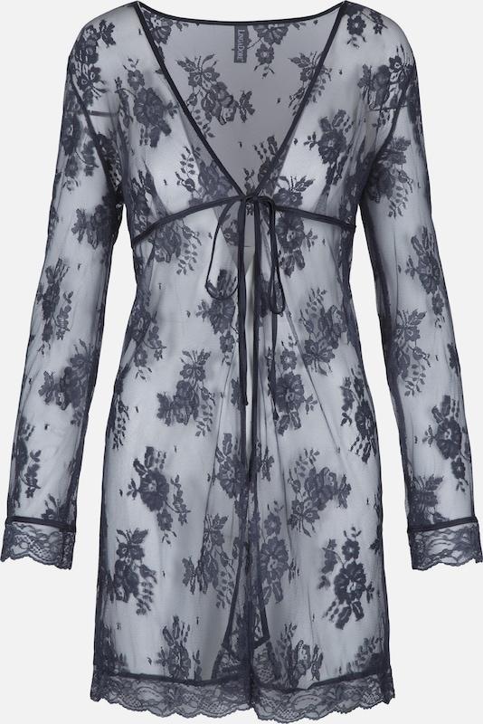LingaDore Kimono 'LA-NOTTE' in marine  Große Preissenkung