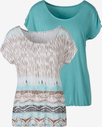 LASCANA Shirt in Mixed colors