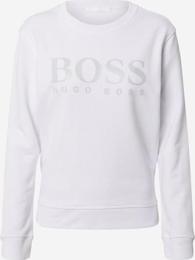 BOSS Sweat-shirt 'Tagrace' en blanc, Vue avec produit