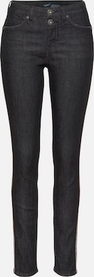 AJC Jeans in Black denim / Wit