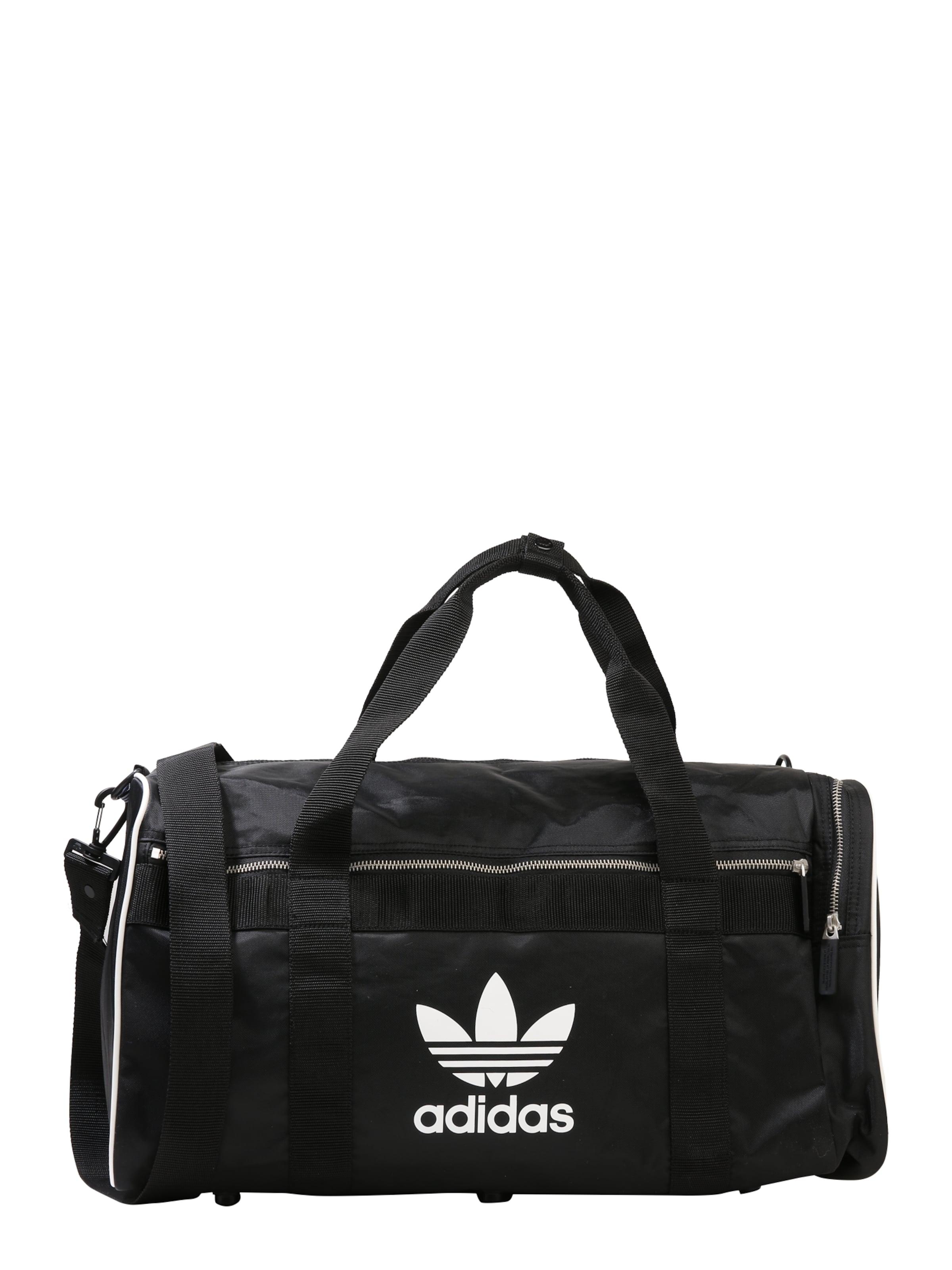 Weekendtas In L Adidas Originals ZwartWit 'duffle Ac' bIm7fY6gyv