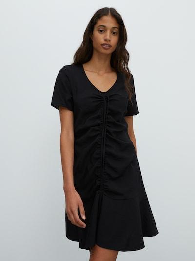 EDITED Kleid 'Suki' in schwarz, Modelansicht