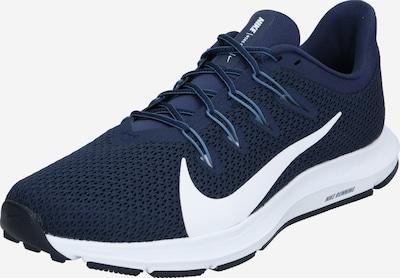 NIKE Buty do biegania 'QUEST 2' w kolorze granatowy / białym, Podgląd produktu