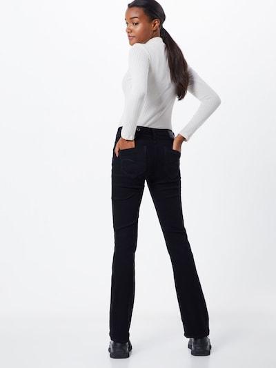 G-Star RAW Jeans 'Midge' in schwarz: Rückansicht