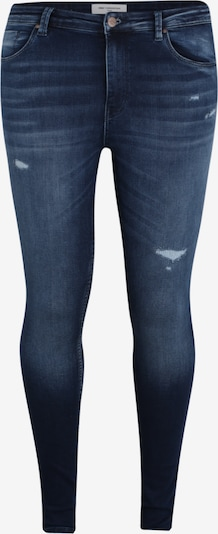 ONLY Carmakoma Jeans 'CARMA' in blue denim, Produktansicht