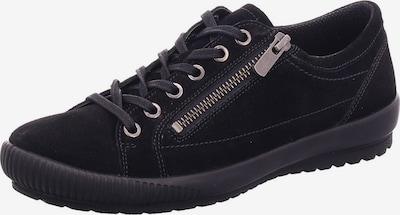 Legero Sneakers laag in de kleur Zwart: Vooraanzicht