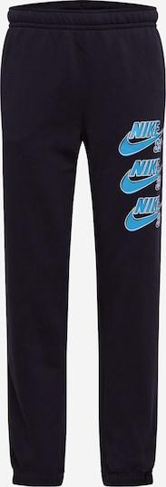 Nike SB Hose in blau / schwarz, Produktansicht