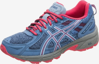 ASICS Laufschuh ' Gel-Ventura 6' in royalblau / hellblau / grau / pink, Produktansicht