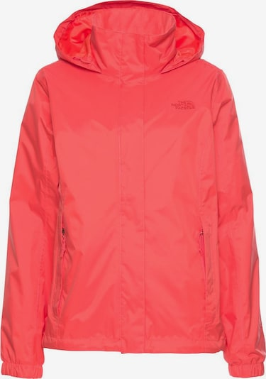 THE NORTH FACE Veste outdoor 'Resolve 2' en corail, Vue avec produit