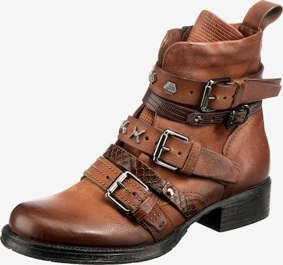 MJUS Boots 'Norton' in braun, Produktansicht