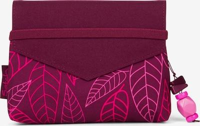 Satch Kosmetiktasche in pink / eosin / neonpink, Produktansicht