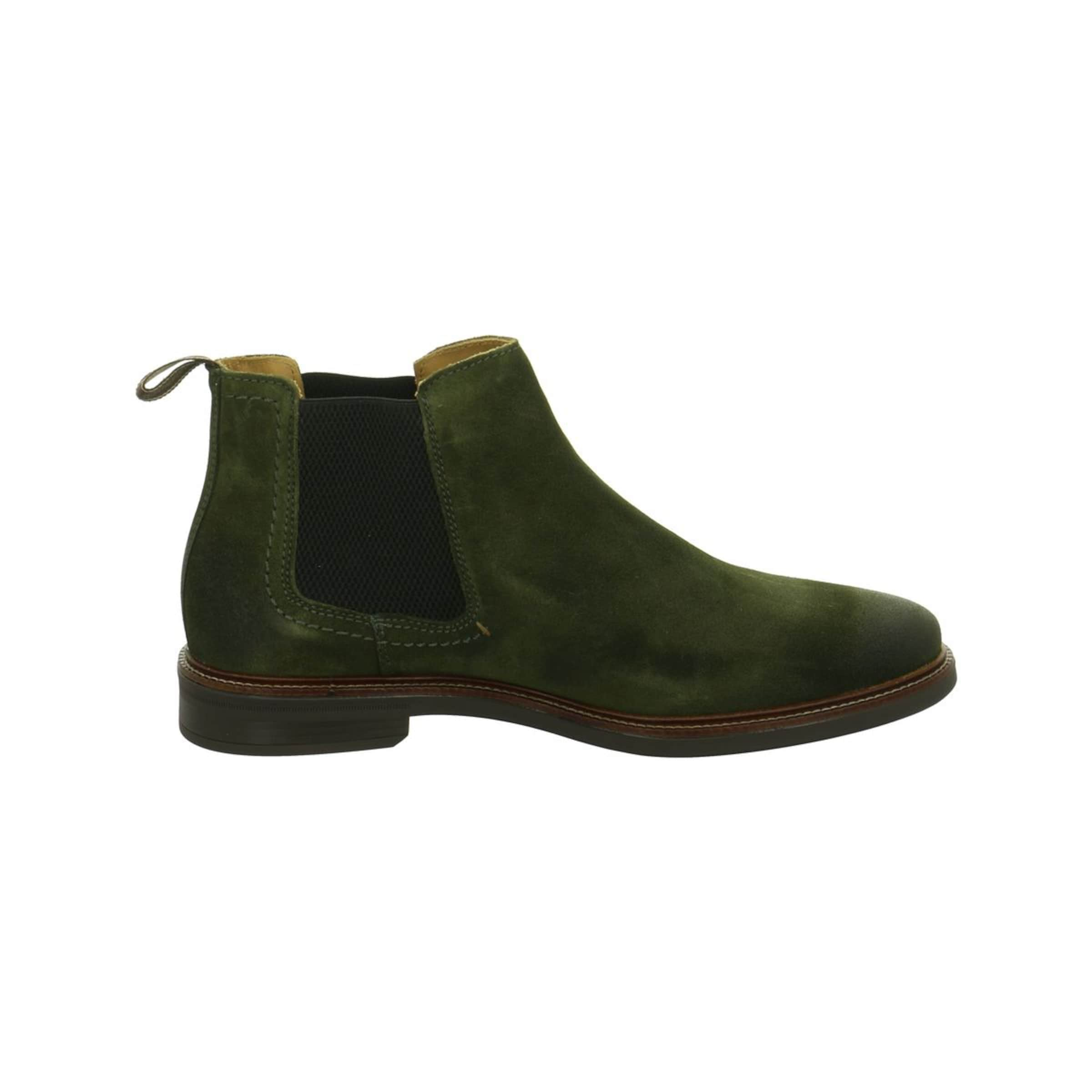 Schwarz Lurchi Boots In BraunOliv Sarato Chelsea uOkZiTPX