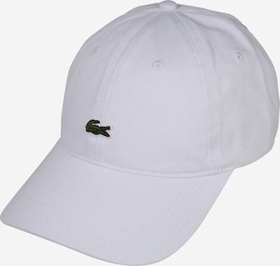 LACOSTE Kšiltovka - bílá, Produkt