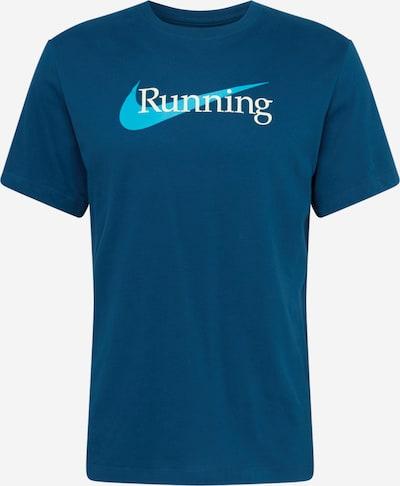 NIKE Tehnička sportska majica u plava, Pregled proizvoda