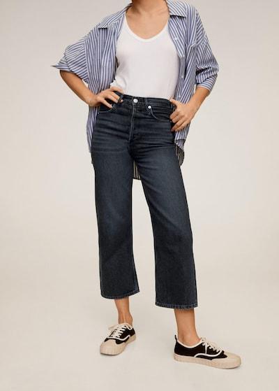 MANGO Jeans 'Gabriela' in schwarz, Modelansicht