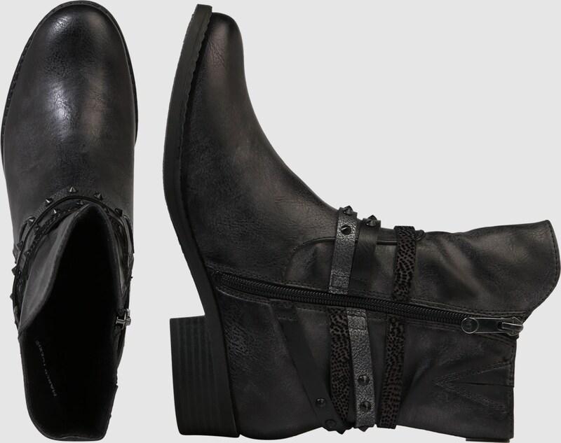 MARCO MARCO MARCO TOZZI   Boots mit Zierschnallen aebfd5