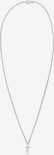 ELLI Halskette 'Dreieck' in silber, Produktansicht
