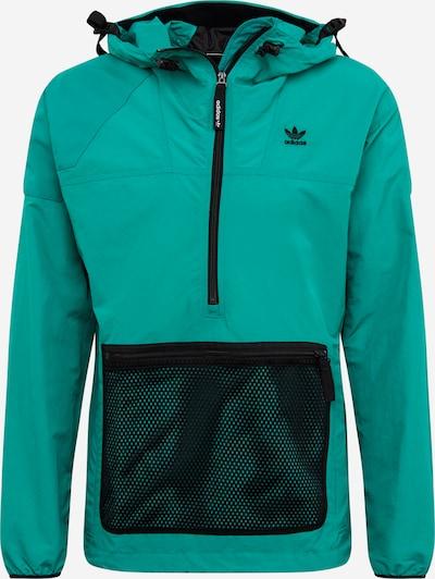 ADIDAS ORIGINALS Jacke in dunkelgrün, Produktansicht