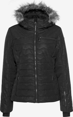 ICEPEAK Outdoor Jacket 'Pointor' in Black