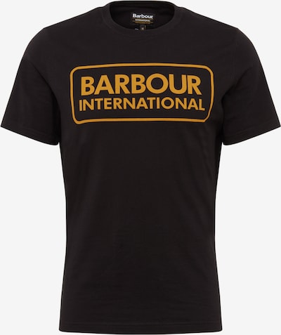 Barbour International T-Shirt 'Essential Large Logo Tee' in schwarz, Produktansicht