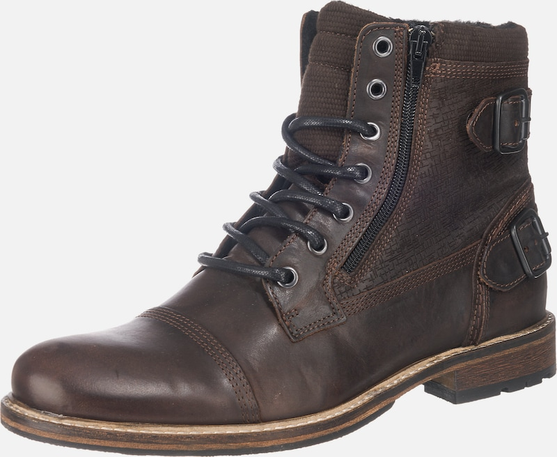 BULLBOXER & Stiefel & BULLBOXER Stiefeletten Verschleißfeste billige Schuhe 6c8487