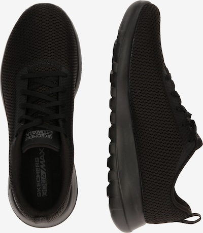 SKECHERS Sneaker 'GO WALK MAX' in schwarz: Seitenansicht