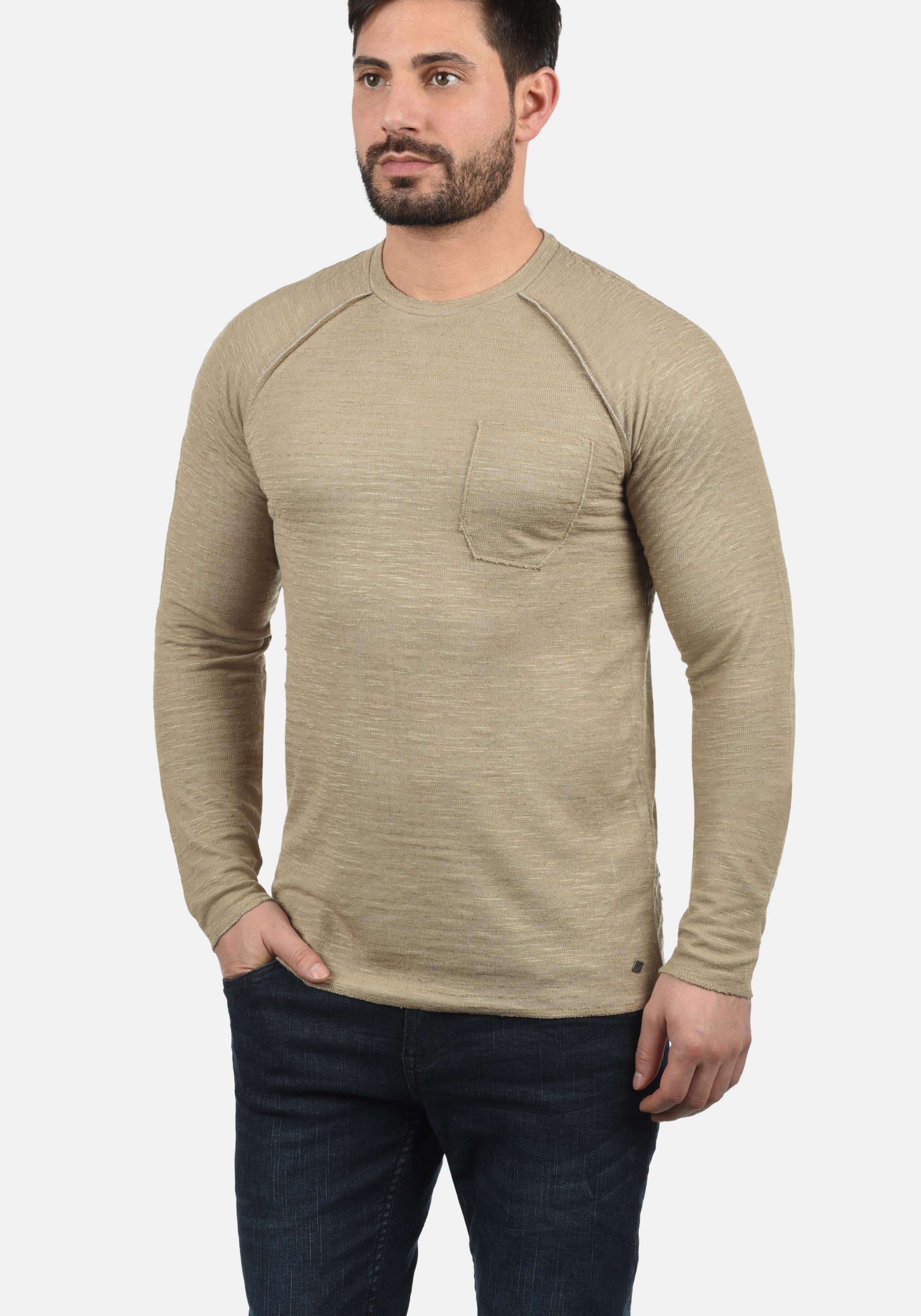 solid 'don' Sweatshirt 'don' In Sweatshirt In Beige solid R3jL5Aq4