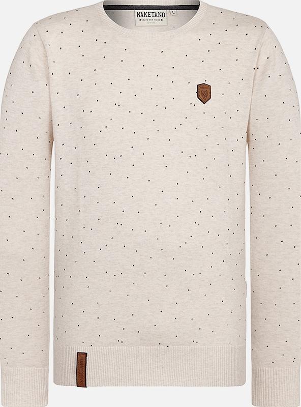 Pullover & Strickjacken (weiß) im Sale für Männer online
