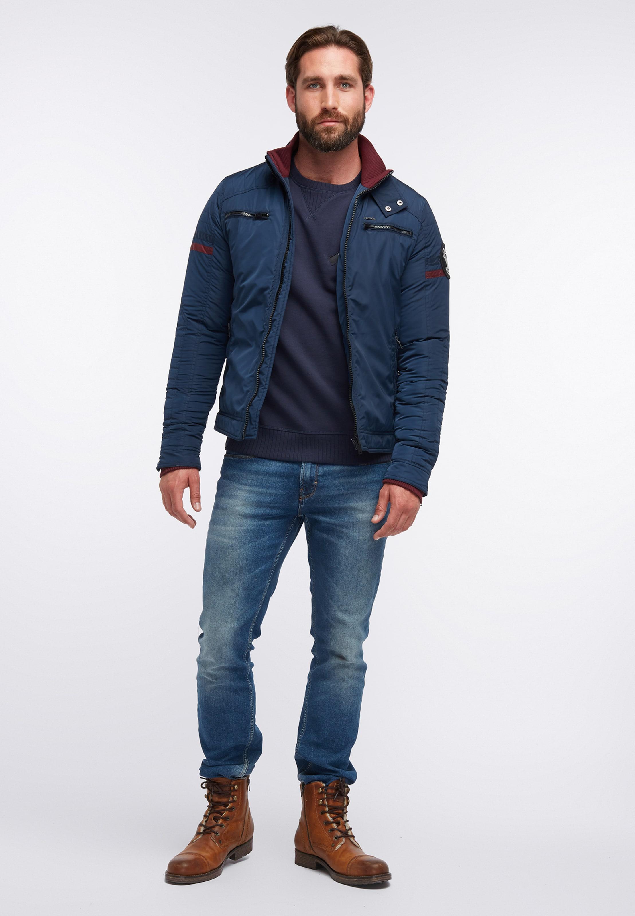 En Petrol Marine Sweat shirt Industries Bleu OXuPiTwkZ