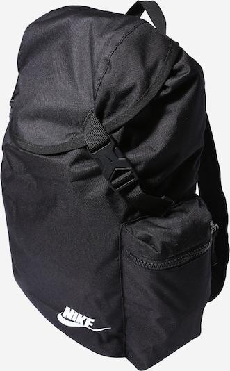 Nike Sportswear Plecak 'Heritage' w kolorze czarny / białym, Podgląd produktu