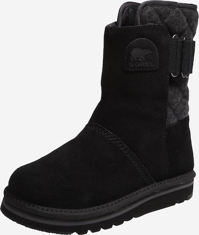 SOREL Škornji 'Newbie' | črna barva, Prikaz izdelka