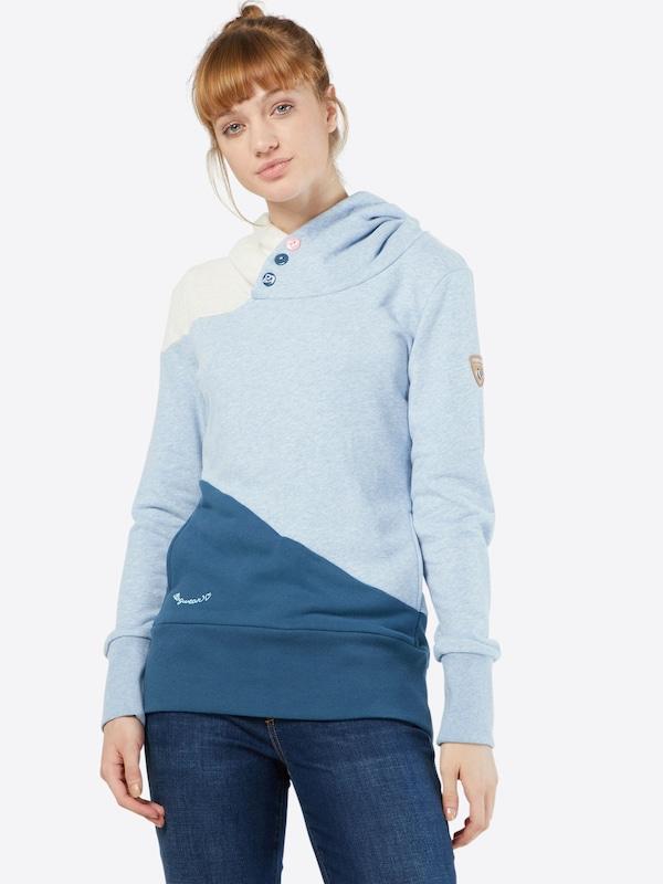 Ragwear Sweatshirt 'CHELSEA BLOCK'