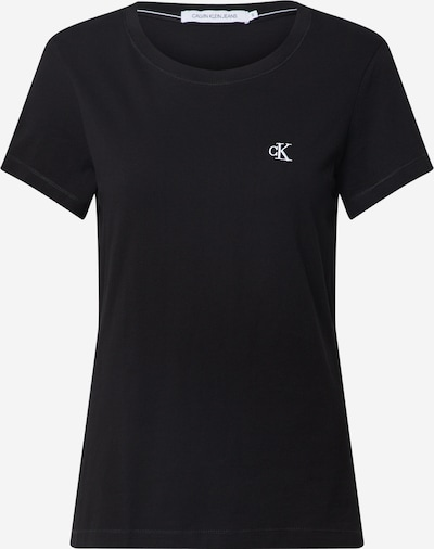 Calvin Klein Tričko - čierna, Produkt
