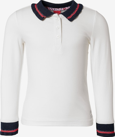 s.Oliver Poloshirt in schwarz / weiß, Produktansicht