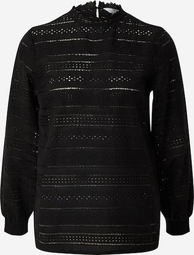 Dorothy Perkins (Tall) Bluse 'Broderie Victoriana ' in schwarz, Produktansicht