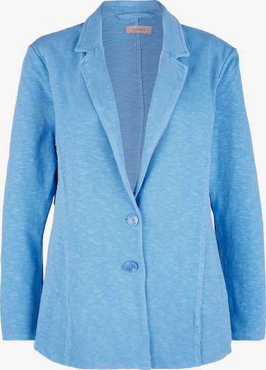 TRIANGLE Blazer in Sky blue, Item view