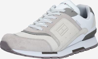 TOMMY HILFIGER Sneaker 'DORIAN 1C' in taupe / hellgrau / weiß, Produktansicht