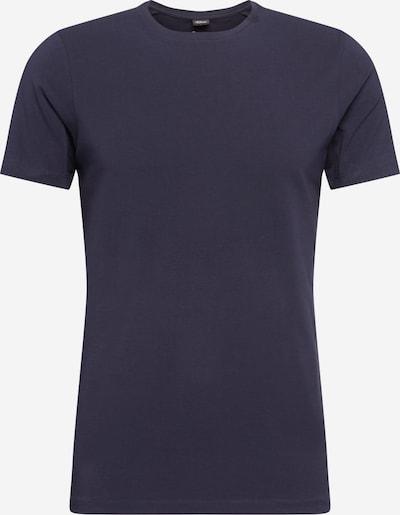 s.Oliver BLACK LABEL T-Shirt in blau, Produktansicht