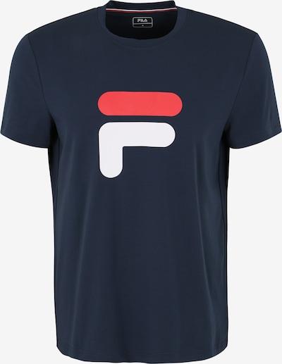 FILA Koszulka funkcyjna 'Robin' w kolorze ciemny niebieski / czerwony / białym, Podgląd produktu