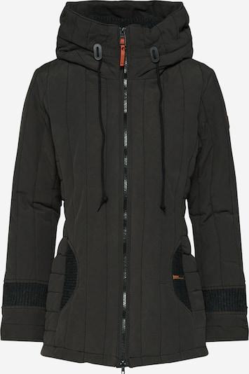 khujo Jacke in schwarz, Produktansicht