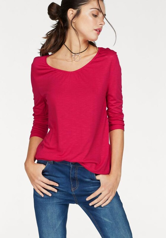 s.Oliver RED LABEL 3/4-Arm-Shirt